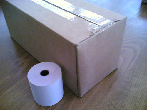 57 x 40 Thermal Credit Card Machine, Chip n' Pin Rolls, or PDQ Rolls